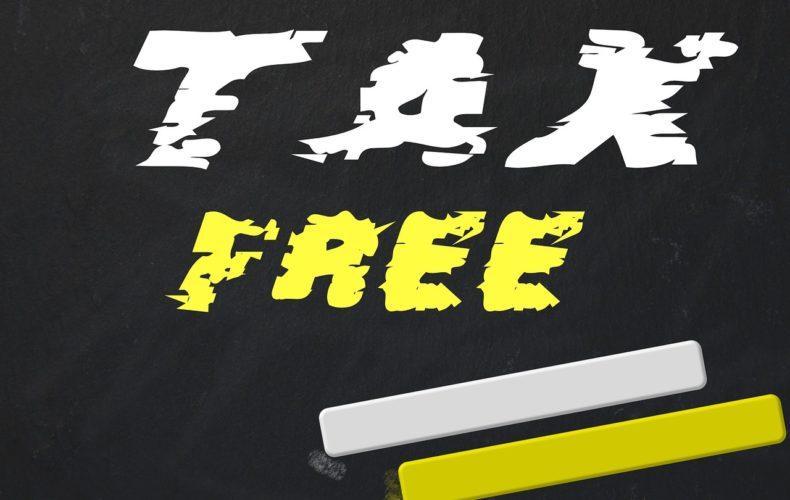 tax free в России