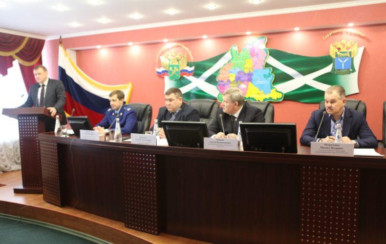 Участники мероприятия, организатором которого выступила Саратовская таможня