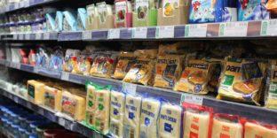 Запрет на ввоз молочной продукции из Беларуси