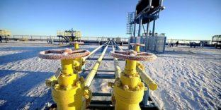 Российский газ в Китай