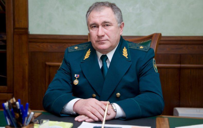 начальник Саратовской таможни Сергей Овсянников