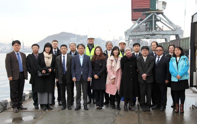 Таможенники ДВТУ встретились с делегацией «Расширенной туманганской инициативы»