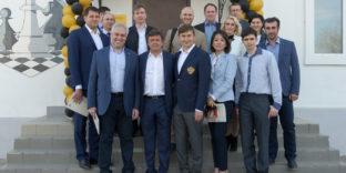 Шахматная школа Карякина