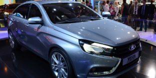 Экспорт российских автомобилей в Европейский союз