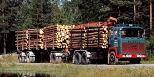 Вывоз древесины через МАПП Верхний Ларс восстановлен