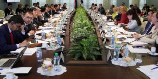 Меморандум о взаимопонимании между ЕЭК и правительством Камбоджи
