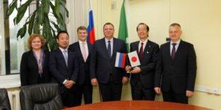 Дальневосточные таможенники и Ассоциация таможенных брокеров Японии провели встречу