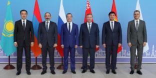 Развитие цифровой торговли в странах Евразийского экономического союза