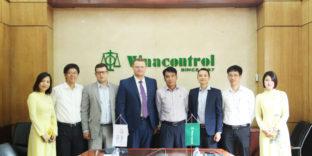 РЭЦ и Vinacontrol Group подписали соглашение о сотрудничестве