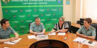 Новеллы таможенного законодательства - Саратовская таможня информировала УФНС России