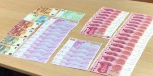 Уссурийские таможенники задержали более 7 тысяч евро и 2 тысяч юаней