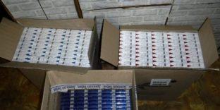 1250 пачек незадекларированных сигарет изъяли сахалинские таможенники