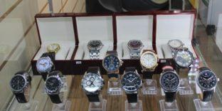 В Перми выявили контрафактные часы и аксессуары