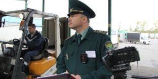 Система видеоконтроля появится на всех постах Московской областной таможни