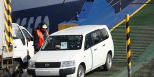 В 2 раза увеличился ввоз автотранспортных средств через таможни Дальнего Востока