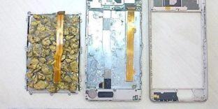 Золото в смартфоне туриста обнаружили хабаровские таможенники