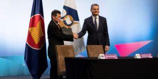 ЕАЭС и АСЕАН углубляют торгово-экономическое сотрудничество