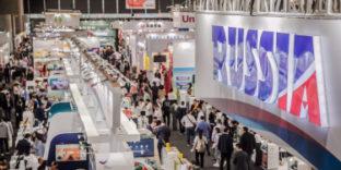 Российский экспортный центр открыл участие России в выставке Sial China первым экспортным контрактом