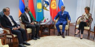 ЕАЭС и Иран переходят на преференциальные условия торговли