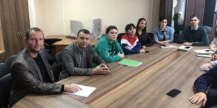Молодежный клуб «ВЭД IQ» продолжает свою работу в преддверии Второго Саратовского экономического форума