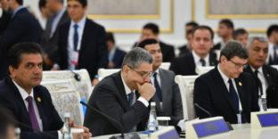 Тигран Саркисян принял участие в заседании Совета глав правительств государств-членов ШОС
