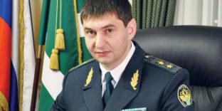 Агепсим Ашкалов назначен начальником Приволжского таможенного управления
