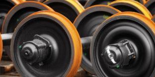 Прекращает действие антидемпинговая пошлина на железнодорожные колеса из Украины