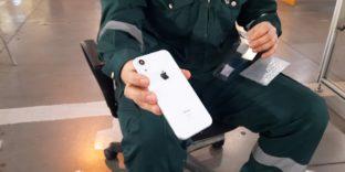 Кольцовские таможенники пресекли попытку незаконной пересылки коммерческой партии деталей для смартфонов