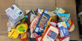 Санкт-Петербургская таможня: сыр и масло не прошли таможенную проверку