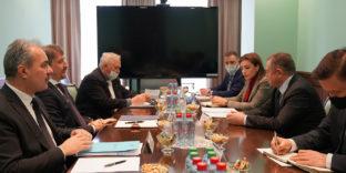 ЕЭК и Исполком СНГ обсудили планы совместной работы в 2021 году