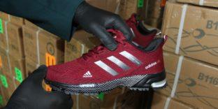 Более 144 тысяч единиц контрафактной продукции, маркированной товарными знаками Adidas и Reebok, выявила Самарская таможня в 2020 году