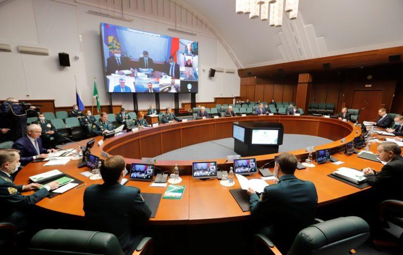 В ФТС России подвели итоги работы за 2020 год и определили задачи на 2021 год