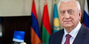Рабочий визит Председателя Коллегии ЕЭК Михаила Мясниковича в Казахстан
