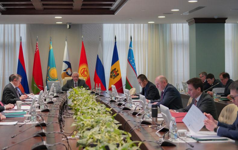 Страны ЕАЭС помогут друг другу при возникновении форс-мажорных ситуаций на рынке продовольствия