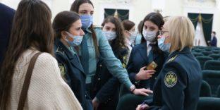 Представители таможенных органов ЮТУ встретились со студентами выпускных курсов Ростовского филиала РТА