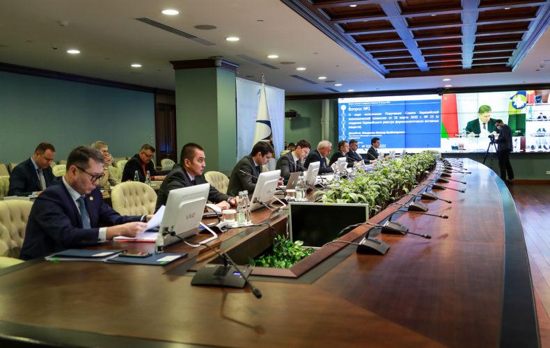В ЕАЭС будет разработан техрегламент на никотинсодержащую продукцию