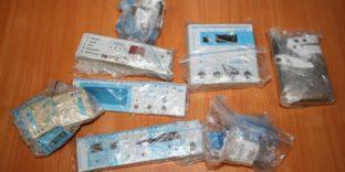 Белгородские таможенники предотвратили незаконный вывоз конденсаторов
