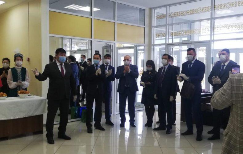 В Уральске обсудили экономическое сотрудничество между Саратовской и Западно-Казахстанской областями