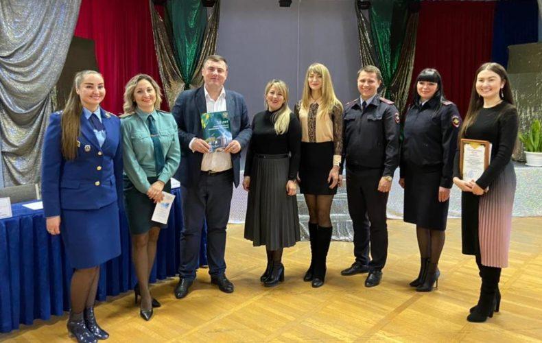 Таможенники СКТУ приняли участие в брифинге
