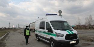 Почти тысяча проверок на дорогах: мобильная группа таможни работает круглосуточно