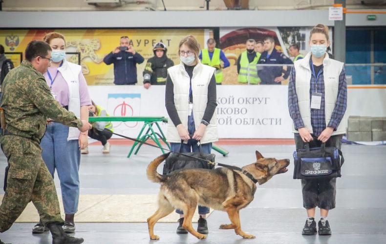 День открытых дверей Центра гражданской защиты населения городского округа Щелково