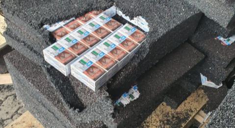 Проверки ФТС России в 1 квартале выявили контрабанду более 66 тыс. пачек табачной продукции и 559,7 кг кальянного табака