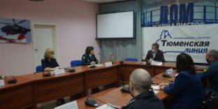 Тюменская таможня приняла участие в пресс-конференции по старту кампании «Мы помним 2021»