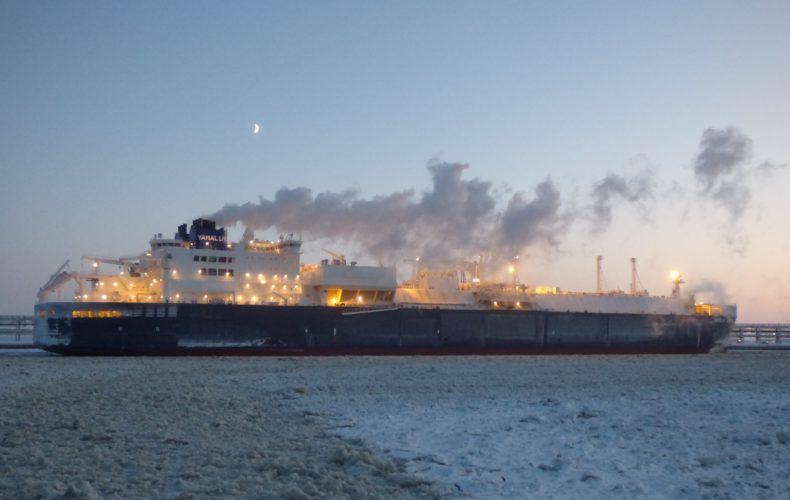 Свыше 4 миллионов тонн сжиженного уральского природного газа и газового конденсата ушло на экспорт