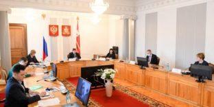 В региональной Администрации прошла встреча с общественными представителями АСИ