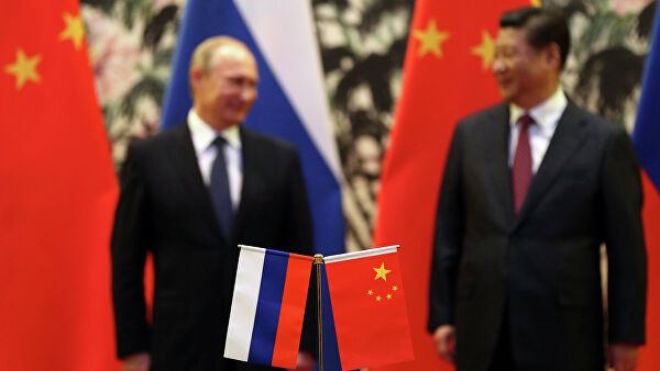 К 20-ой годовщине подписания Договора о добрососедстве, дружбы и сотрудничестве между Россией и Китаем