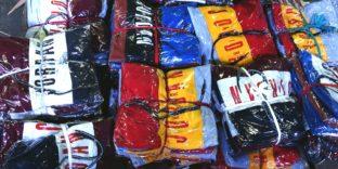13,5 тысяч единиц контрафактной продукции выявила Омская таможня в 2021 году