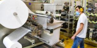 Резидент свободного порта Владивосток открыл завод по производству детских подгузников