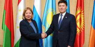 ЕЭК и Евразийское патентное ведомство обсудили сотрудничество в сфере интеллектуальной собственности