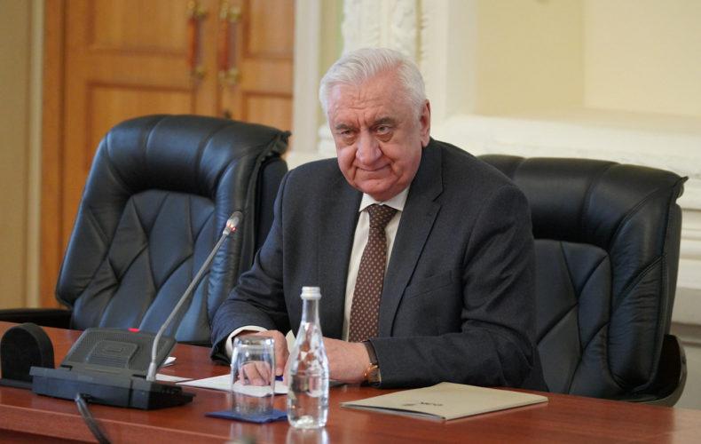 Михаил Мясникович: «Международная деятельность ЕАЭС должна способствовать повышению конкурентоспособности национальных экономик»
